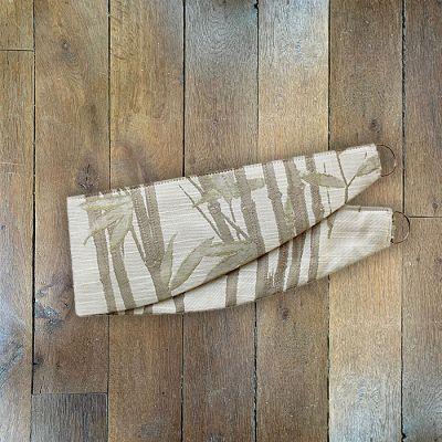 Bamboo Natural Tiebacks