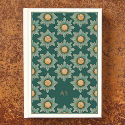 Mademoiselle Daisy Printed Notebook