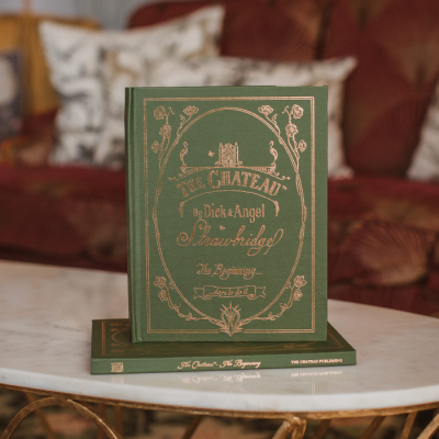 Personalised The Chateau: The Beginning - Corrected 2nd Edition