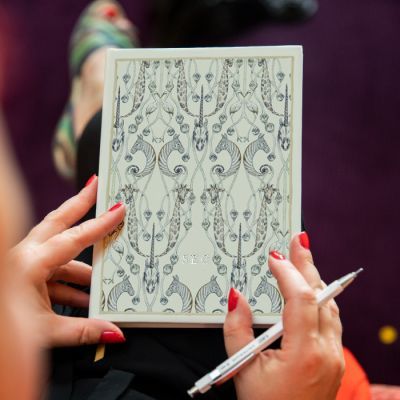 Animaux Printed Notebook