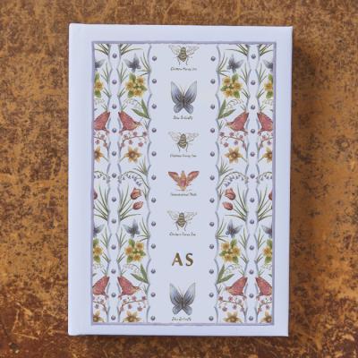 Pollinator Personalised Notebook