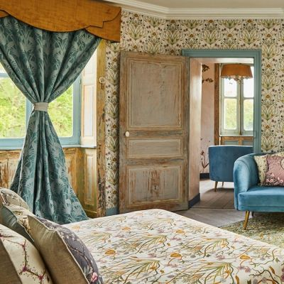 Potagerie Cream Bed Set