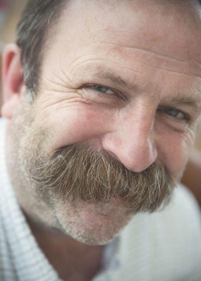 Dick Strawbridge Portrait