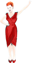 cartoon angel strawbridge